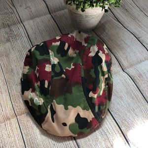 Levi's Men's Dome Top Camouflage Hat